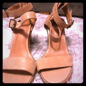 Jo Mercer High Sandals